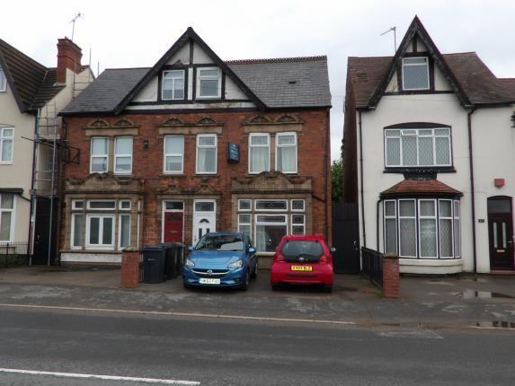 Thumbnail Semi-detached house for sale in Rotton Park Road, Edgbaston, Brimingham, West Midlands