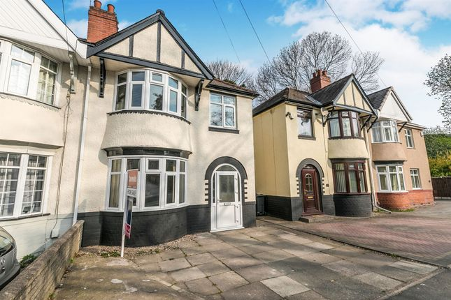 Thumbnail Semi-detached house for sale in Beauty Bank, Cradley Heath