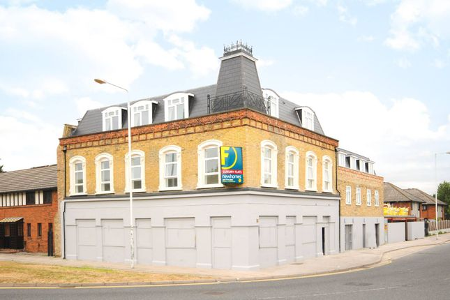 Thumbnail Flat to rent in Cyprus Place, Beckton