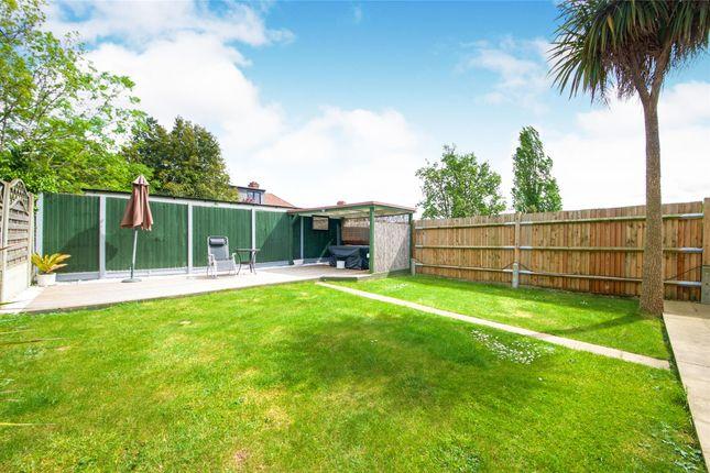 Rear Garden of Rossdale Drive, Kingsbury NW9