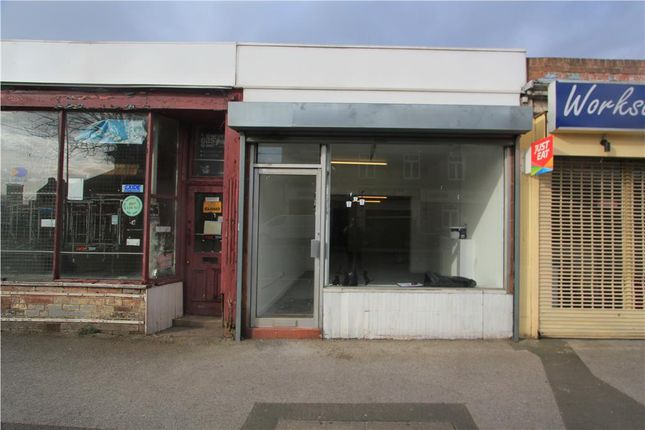 Thumbnail Retail premises to let in 40 Newcastle Avenue, Worksop, Nottinghamshire