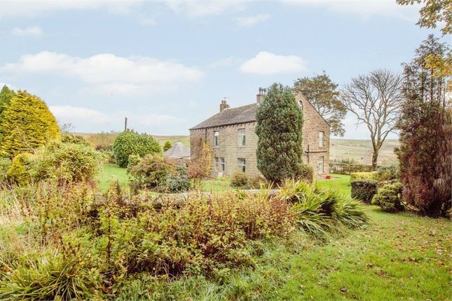Thumbnail Detached house for sale in Old Clough, Bacup, Lancashire