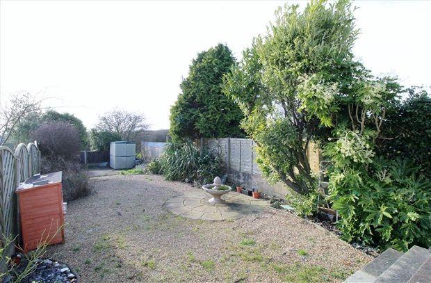 Garden of Middleton Road, Morecambe LA3