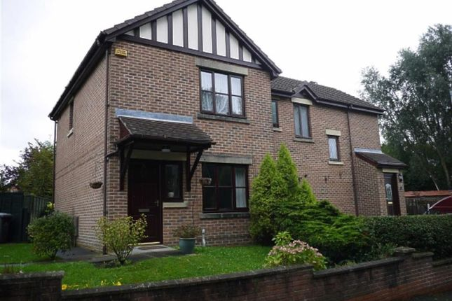 Thumbnail Semi-detached house to rent in Hazeldene, Westhoughton, Bolton