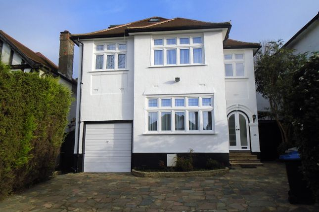 Thumbnail Detached house to rent in Eversley Avenue, Wembley Park