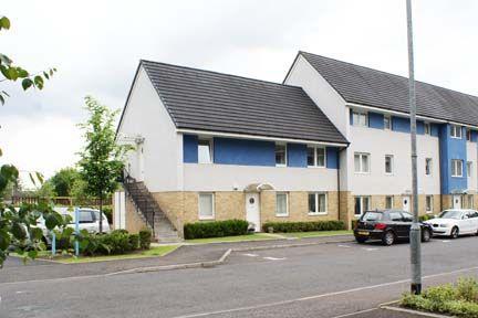 Thumbnail Flat to rent in Hilton Gardens, Anniesland