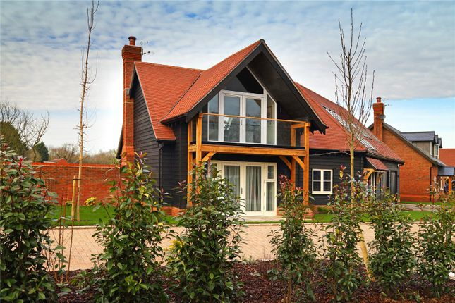 Thumbnail Detached house for sale in Tithebarns Lane, West Clandon, Woking, Surrey