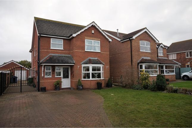 Thumbnail Detached house for sale in Berkeley Road, Cleethorpes