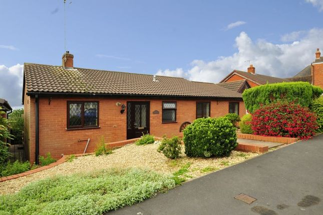 Thumbnail Detached bungalow for sale in Church Street, Highley, Bridgnorth