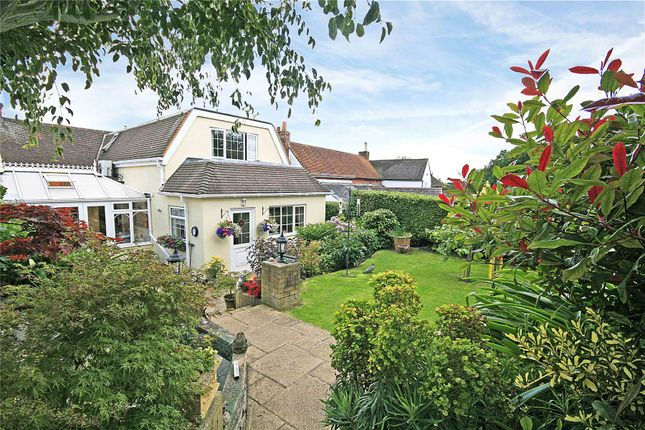 Thumbnail Detached house for sale in Addlestone, Surrey
