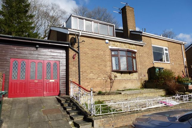 Thumbnail Semi-detached bungalow to rent in Grange View Crescent, Kimberworth, Rotherham