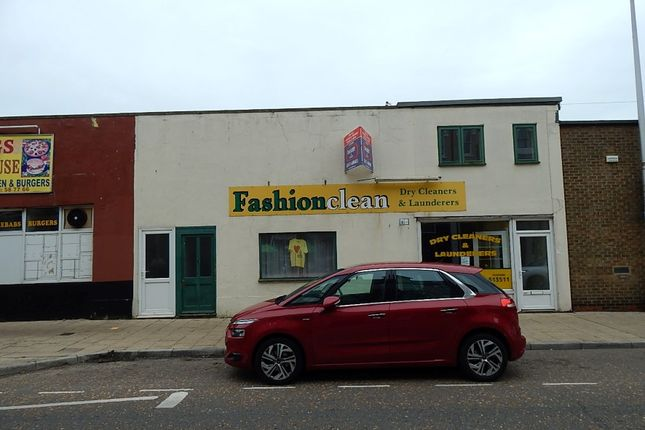 Thumbnail Retail premises for sale in 142 London Road South, Lowestoft, Suffolk