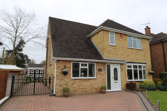 Thumbnail Detached house for sale in Sutherland Crescent, Blythe Bridge