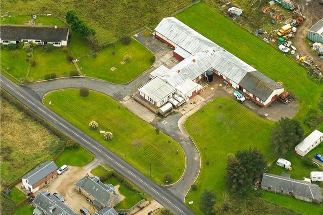 Thumbnail Light industrial for sale in Former Torrylinn Creamery, 1 Torrlinn Place, Isle Of Arran, North Ayrshire
