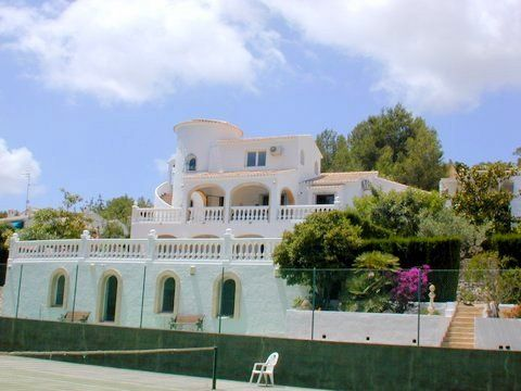 5 bed detached house for sale in Calle Seneca, Javea, Costa Blanca North., Spain