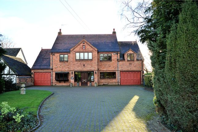 Thumbnail Detached house for sale in Stoneleigh Road, Gibbet Hill, Coventry, West Midlands