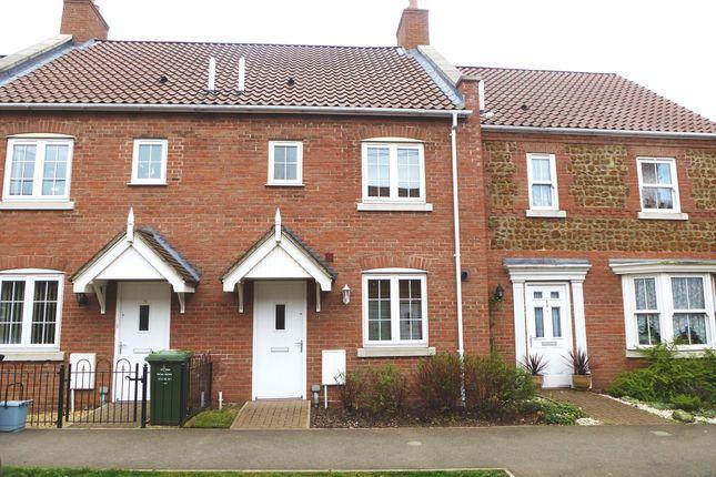 Thumbnail Terraced house to rent in Station Road, Snettisham, King's Lynn