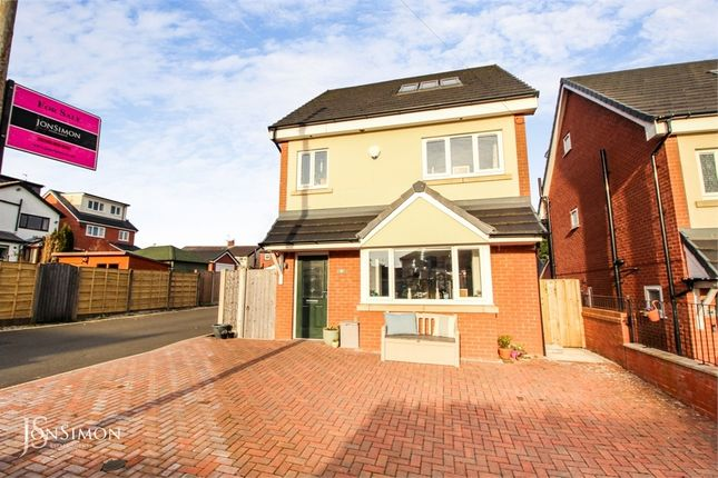 Thumbnail Detached house for sale in Montrose Avenue, Holcombe Brook, Bury, Lancashire