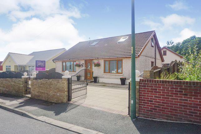 Thumbnail Detached bungalow for sale in Stonebridge Road, Ebbw Vale
