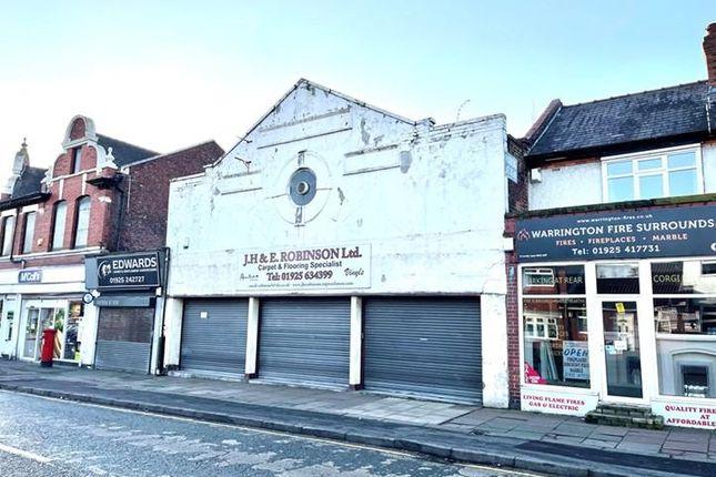 Thumbnail Retail premises for sale in 6 Lovely Lane, Warrington, Cheshire