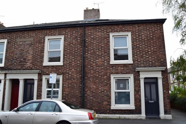 Thumbnail Terraced house to rent in Grey Street, Carlisle