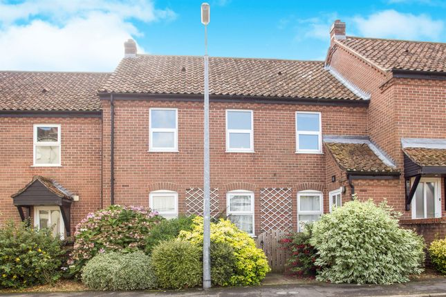 Thumbnail Flat for sale in Cateryn Court, Spinners Lane, Swaffham