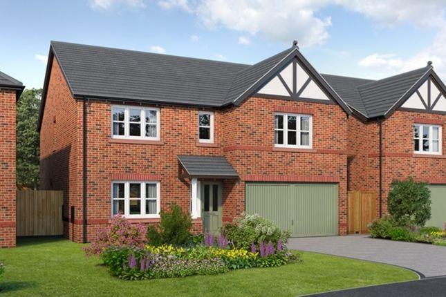 Thumbnail Detached house for sale in Frog Lane Gatesheath, Tattenhall, Chester