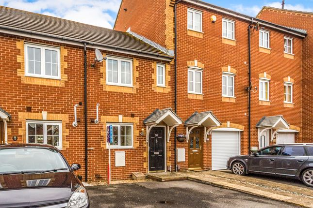 Thumbnail Terraced house to rent in Leander Drive, Gosport