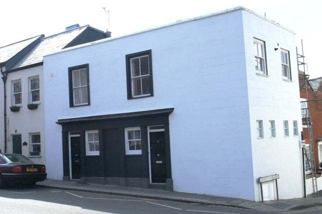 Thumbnail Town house to rent in Verulam Road, St.Albans