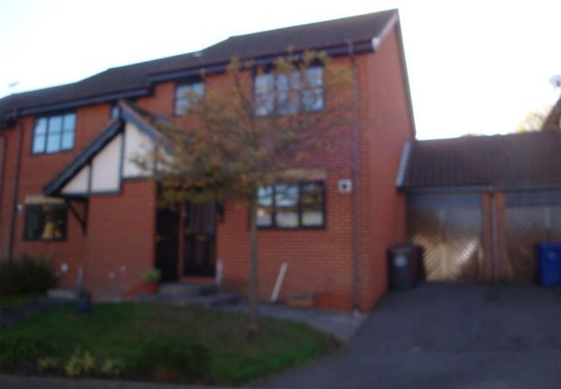 Thumbnail Terraced house to rent in Barry Lynham Drive, Newmarket