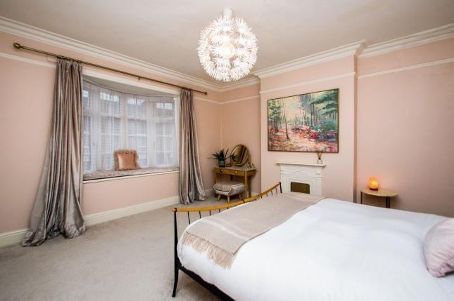 Bedroom One of Granville Avenue, Long Eaton, Nottingham, Derbyshire NG10