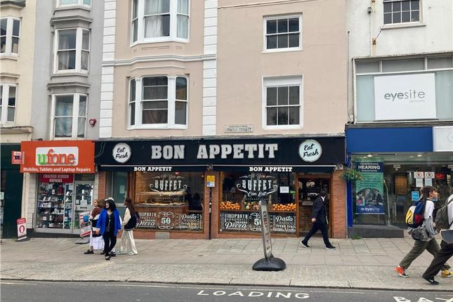 Thumbnail Restaurant/cafe to let in 45-46 North Street, Brighton, East Sussex
