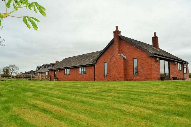 Thumbnail Detached bungalow for sale in Moss Lane, Skelmersdale