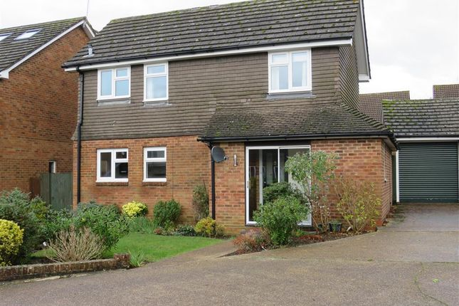 Thumbnail Detached house to rent in Mason Close, East Grinstead