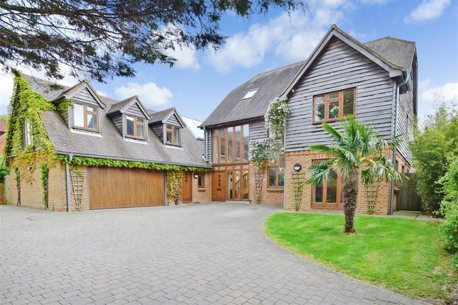 Thumbnail Detached house for sale in Wellgreen Lane, Kingston, Lewes, East Sussex