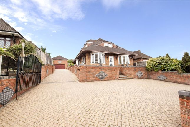 Thumbnail Detached house for sale in Capstone Road, Chatham, Kent