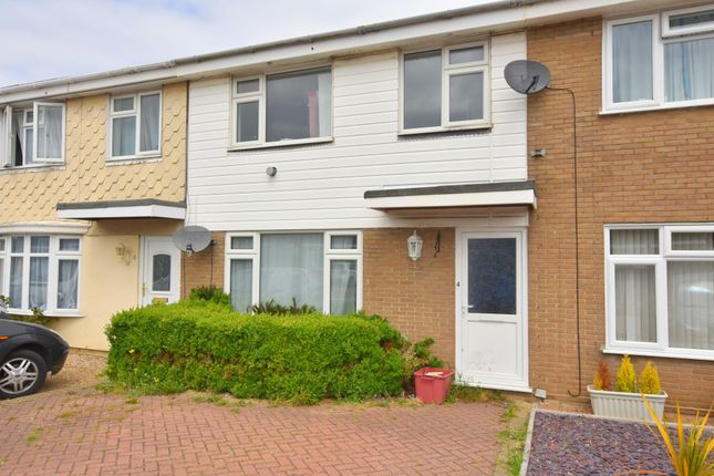Thumbnail Terraced house to rent in Kingsman Drive, Clacton On Sea, Essex