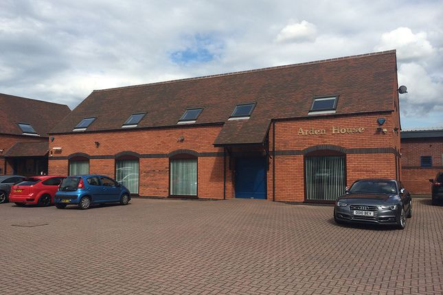 Thumbnail Office to let in 25 The Courtyard, Gorsey Lane, Coleshill