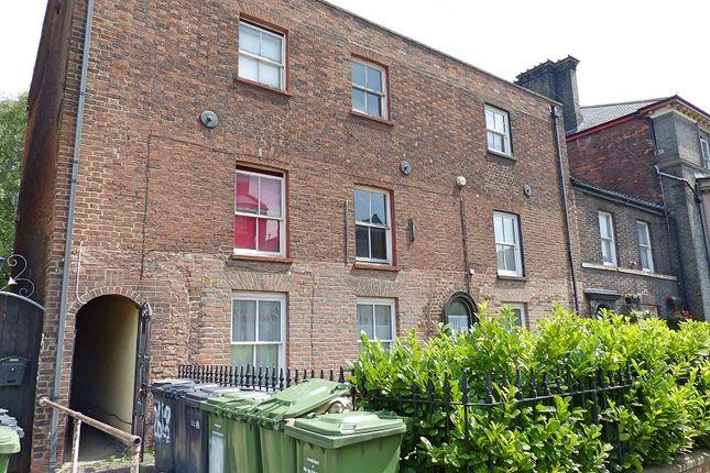 Thumbnail Maisonette for sale in London Road, Kings Lynn, Norfolk.