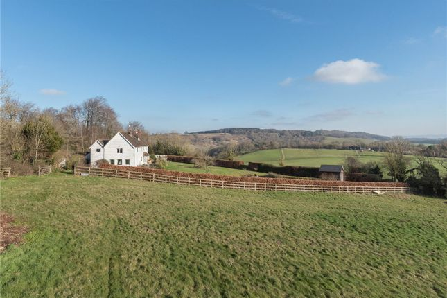 Thumbnail Detached house for sale in Pilgrims Way, Westwell, Ashford, Kent