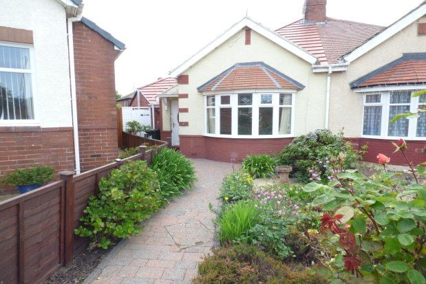 Thumbnail Bungalow to rent in Addington Crescent, North Shields