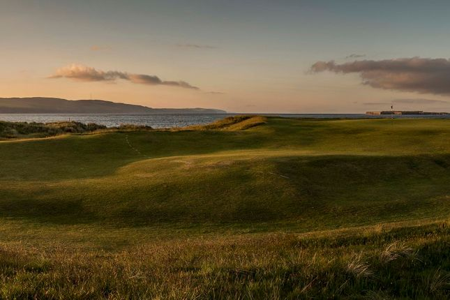 Fortrose And Rosemarking Golf Course