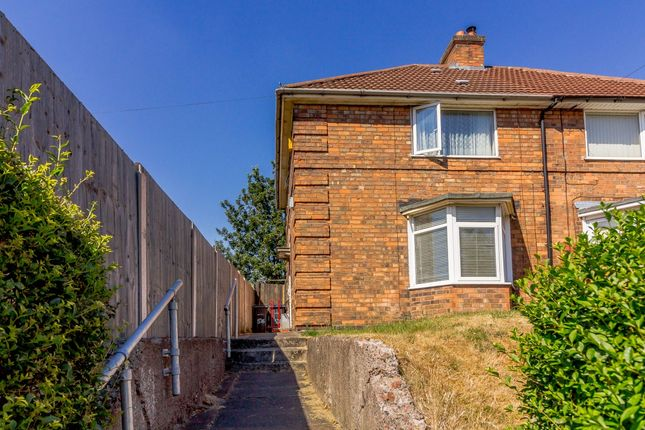 Thumbnail Semi-detached house for sale in Yardley Green Road, Birmingham, West Midlands