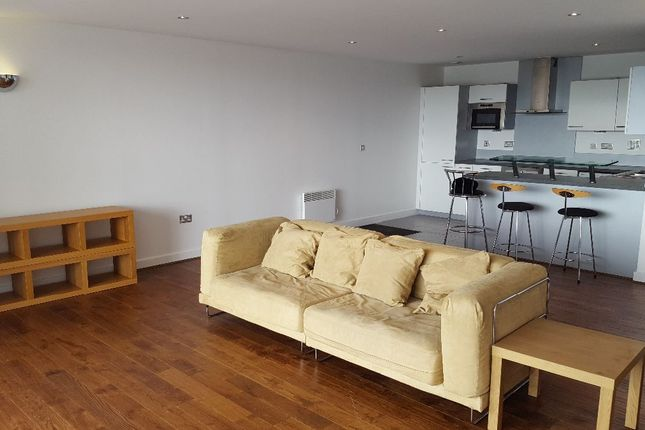 Thumbnail Flat to rent in Capital East Apartments, Western Gateway, London
