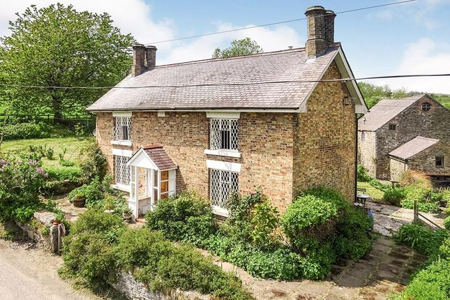 Thumbnail Detached house for sale in Llansilin, Oswestry, Powys