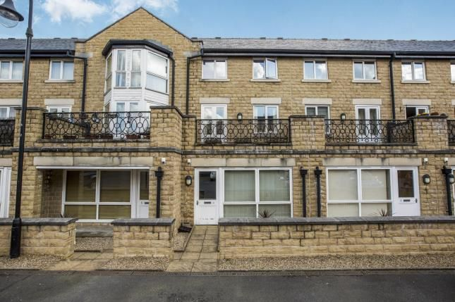 Thumbnail Flat for sale in Kitchenman Apartments, Charlotte Close, Halifax, West Yorkshire