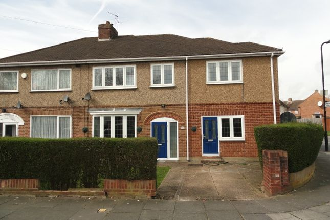 Thumbnail Semi-detached house for sale in Parkfield Roa, Northolt