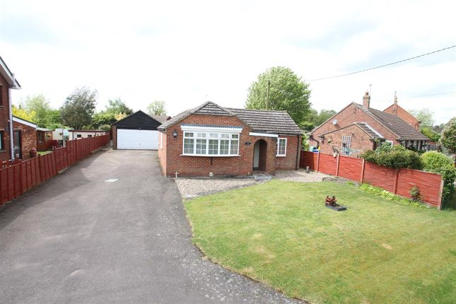 Thumbnail Detached bungalow for sale in Blackwell End, Potterspury, Towcester