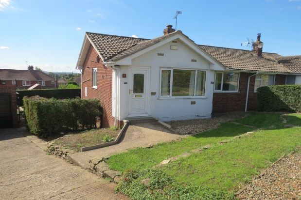 Thumbnail Bungalow to rent in Lairs Crescent, Snainton, Scarborough