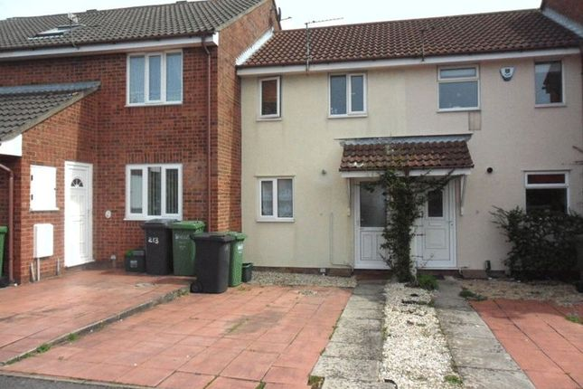 Thumbnail Terraced house to rent in Oaktree Crescent, Bradley Stoke, Bristol